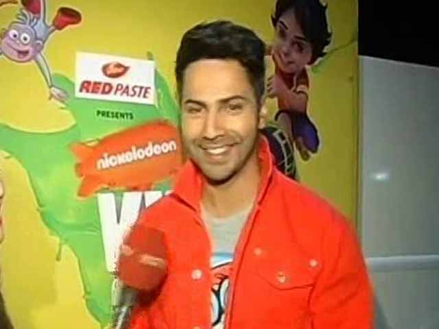 Video : Want to Win a Big Award: Varun Dhawan
