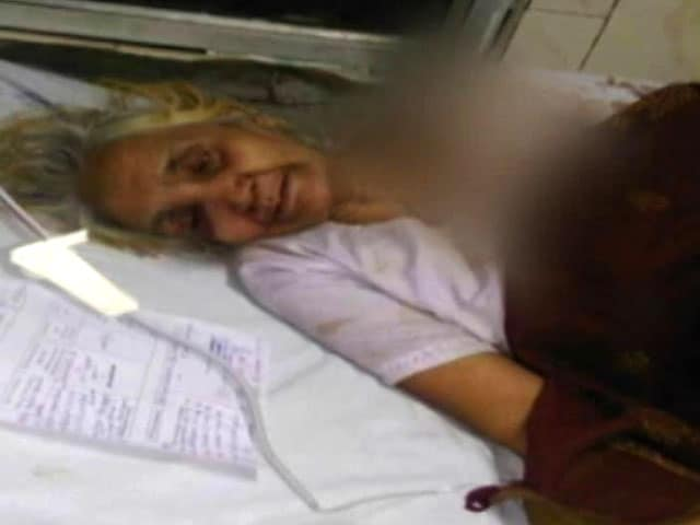 Video : 'I Fell. Shouldn't Have Complained,' Says 70-Year-Old Thrashed By Son