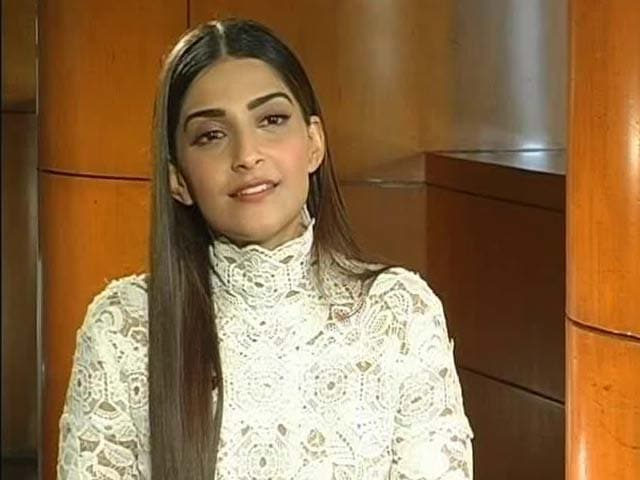 Video : Here's What Sonam Kapoor Has To Say About Demonetisation