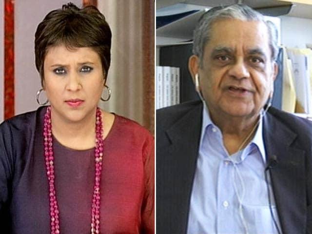 Video : Black Money Turns White: Why Economist Jagdish Bhagwati Says That's Good