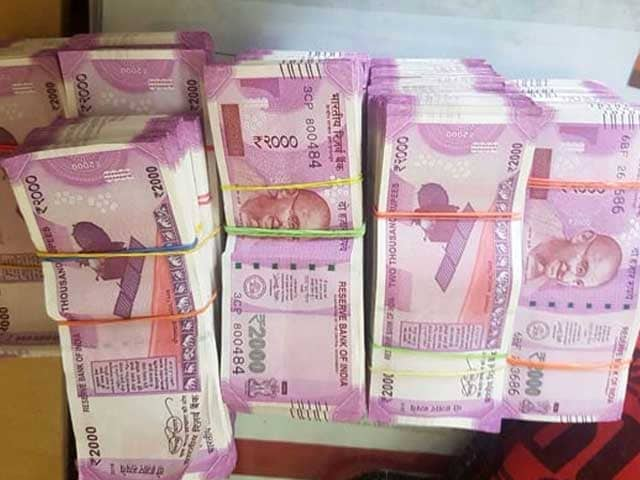 Video : 2.25 Crores Seized From Bengaluru Flat Guarded By Elderly Woman's 2 Dogs