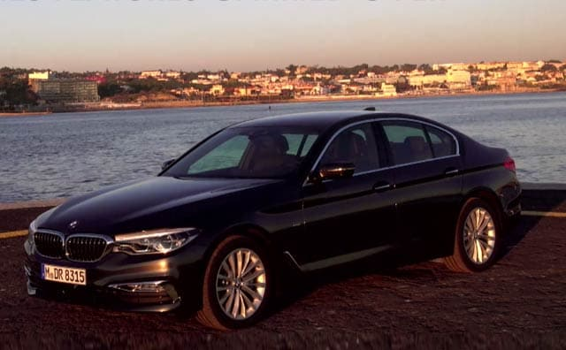 Video : First Look: New-Gen BMW 5 Series 530d xDrive