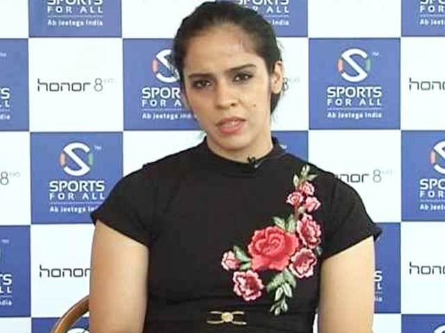 Video : Saina Nehwal Confident About Successful Return From Injury