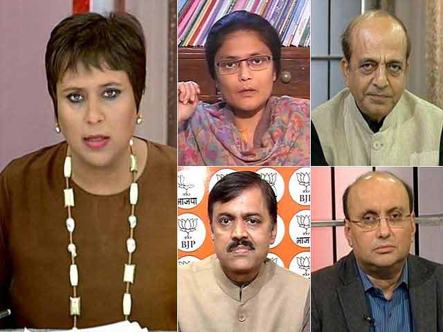 Video : 'Read My Lips, PM Corrupt': Ballooning Politics, Issues Gone With The Wind?
