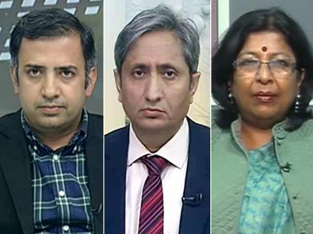 Video : प्राइम टाइम : संसद न चल पाने का जिम्मेदार कौन?