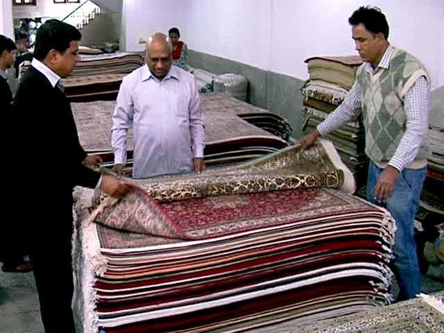 Video : इंडिया 7 बजे : कालीन उद्योग भी नोटबंदी की चपेट में