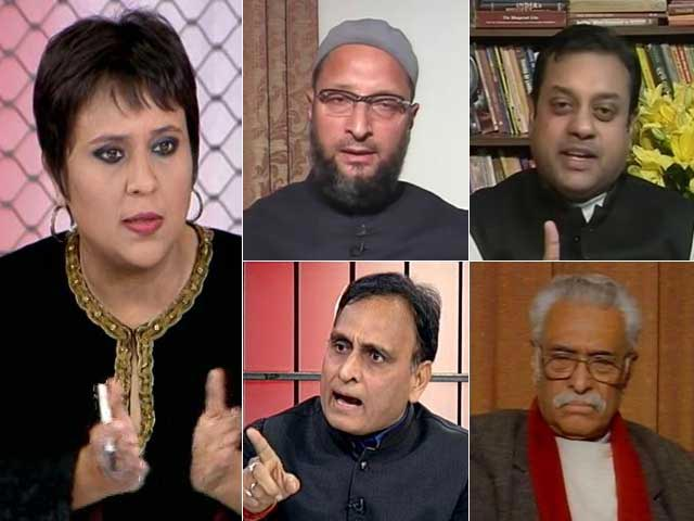Video : Owaisi Vs BJP On Notebandi: Communal Politics Or Digital Divide?