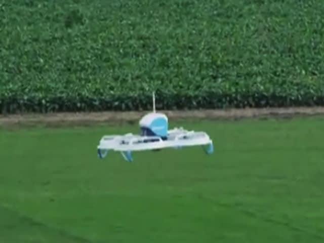 Video : 360 Daily: Amazon's Drone Delivery, Super Mario Run and More