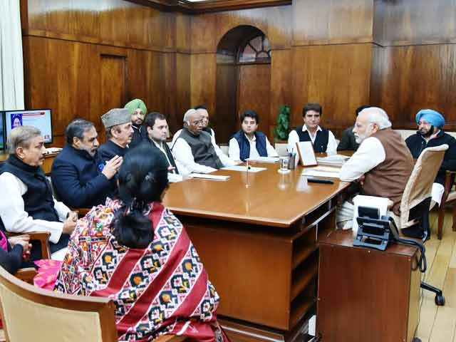 Video : After 'Personal Corruption' Attack, Rahul Gandhi Meets PM Modi
