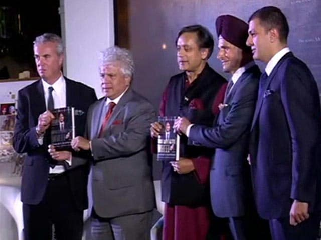 Video : Launch of Apollo Tyres' Founder Onkar S Kanwar's Biography