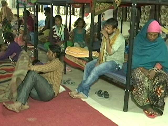 Video : Are Delhi Night Shelters Unsafe For Women, Children?