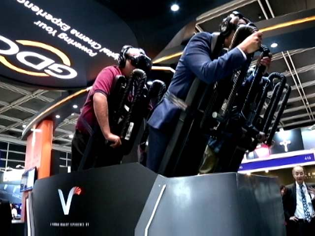 Video : The Next Level Tech in Cinema
