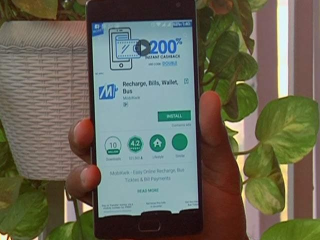 Video : MobiKwik E-Wallet App: A Good Way to Go Cashless?