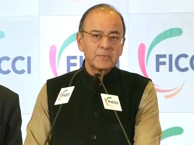 Video : Notes Ban Is Long Term Benefit, Short Term Pain, Says Arun Jaitley
