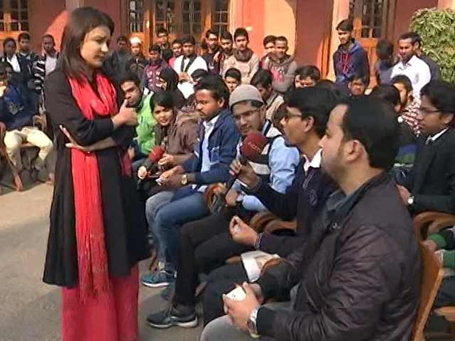 Video : Aligarh Muslim University Debates Notes Ban