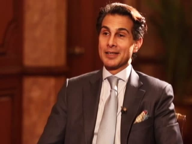 Video : Christie's Amin Jaffer On The Future Of India's Art Market