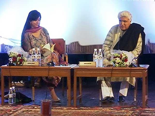 Videos : हम लोग : जश्न-ए-अदब - जावेद अख्तर के साथ उर्दू शायरी और हिंदी सिनेमा पर बात