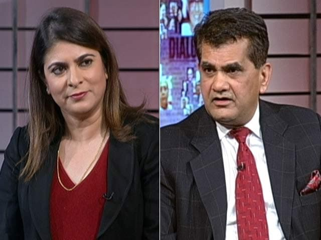 Video : The NDTV Dialogues With Amitabh Kant: Is India Ready To Go Digital?