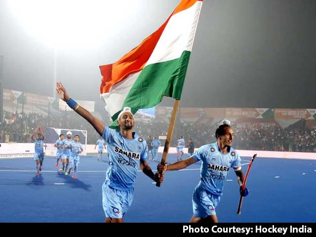 India's Junior Hockey Team on Cloud Nine After Historic World Cup Win