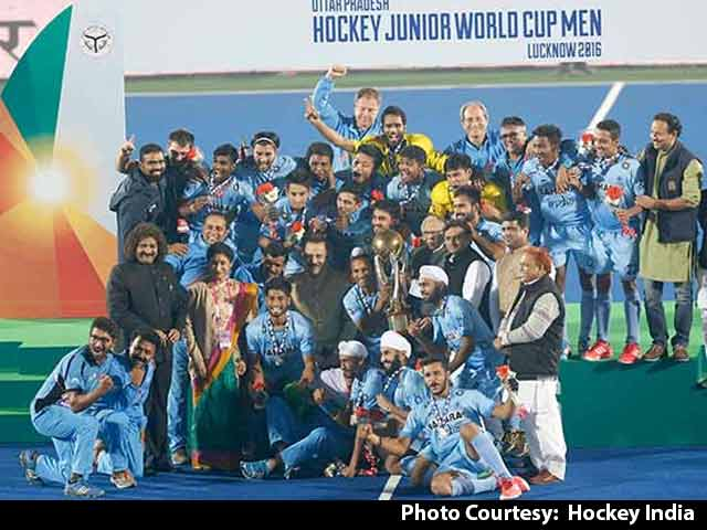 Junior Hockey World Cup: Coaches, Arjun Halappa Hail India's Win