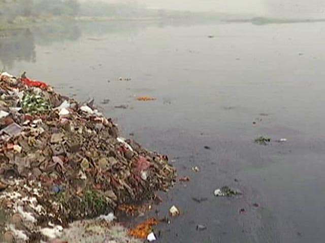 Video : Delhi Government's Action Plan To Clean Up The Yamuna