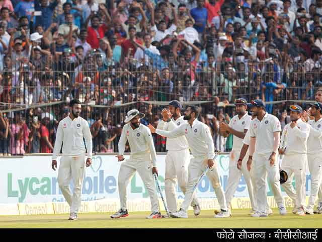Videos : भारत ने 4-0 से सीरीज जीती, 18 टेस्टों से अजेय