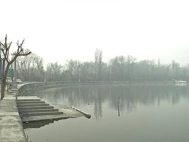Video : 'Chillai Kalan' Begins With Coldest December Night In 6 Years In Srinagar