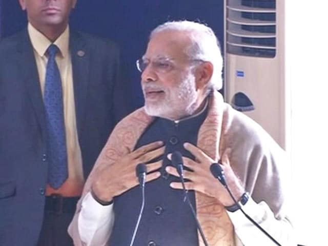Video : PM Modi Asks In Rare Attack On Manmohan Singh, Whose Legacy Anyway?