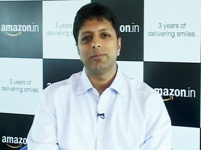 Video : Focus On Strategy, Consumers: Amazon India Head