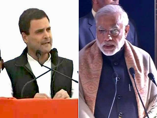 Video : He's Learning To Speak, PM Quips. Mock Me All You Want, Says Rahul Gandhi
