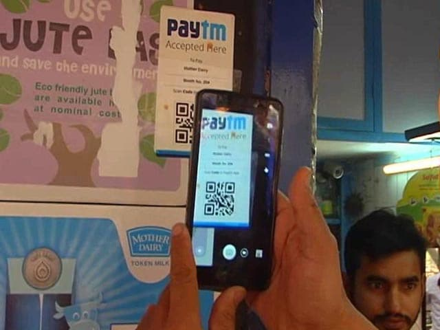 Video : As E-Wallets Go Big Amid Cash Crunch, Challenges Remain On The Streets