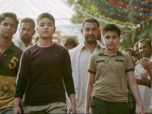 Videos : 'दंगल' रिव्यू : दर्शकों के अखाड़े में भी गोल्ड जीतेगी 'दंगल'