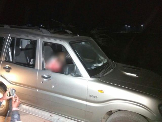 Video : जयपुर : कार से एटीएस के एडिशनल एसपी आशीष प्रभाकर का शव बरामद