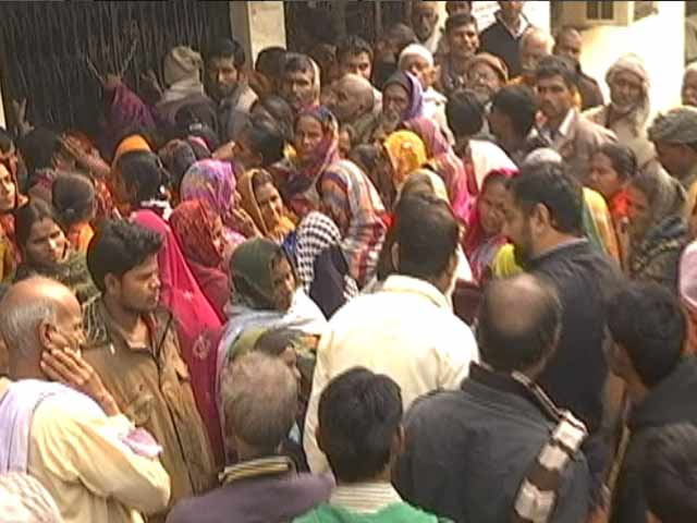Video : Amid Cash Crunch, A Mysterious '5,000 Crore'-Influx In Poll-Bound UP