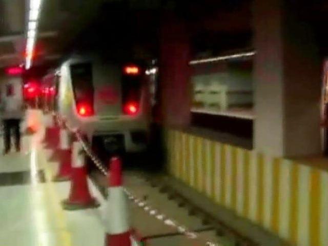 Videos : दिल्ली मेट्रो के दस स्टेशन होंगे एक जनवरी से कैशलेस