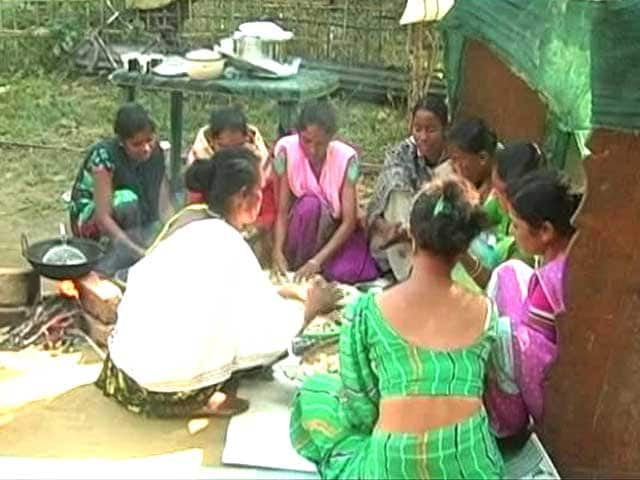 Video : Hymns, Work And Traditions In Assam's Tea Gardens Leads To A Merry Christmas