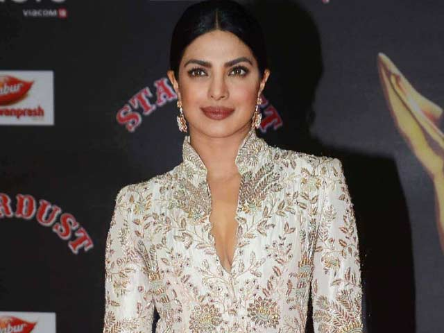 Priyanka Chopra, The Producer