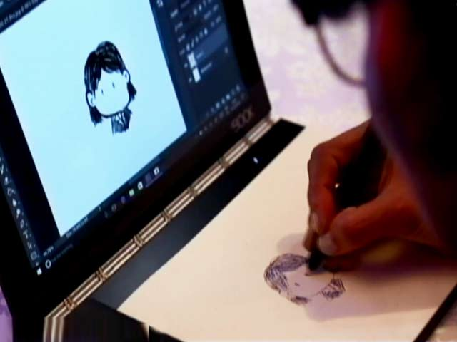 Video : Practicing Yoga With Lenovo