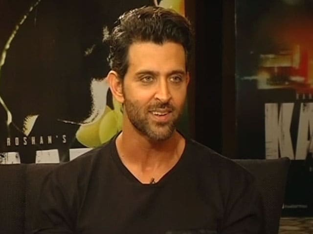Video : Hrithik Roshan Decodes <i>Kaabil</i>
