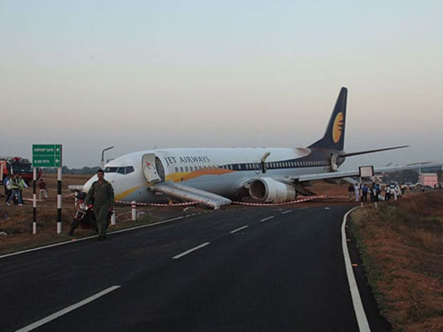 Video : 1 Day, 2 Cities, 3 Planes: Close Calls In Delhi, Goa