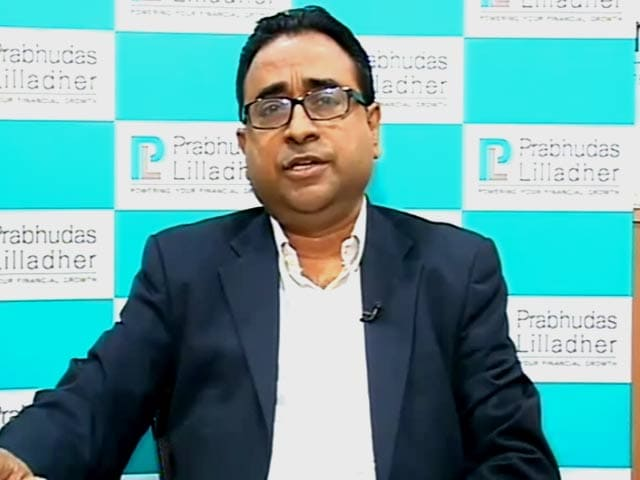 Video : Selectively Buy NBFCs: Prabhudas Lilladher