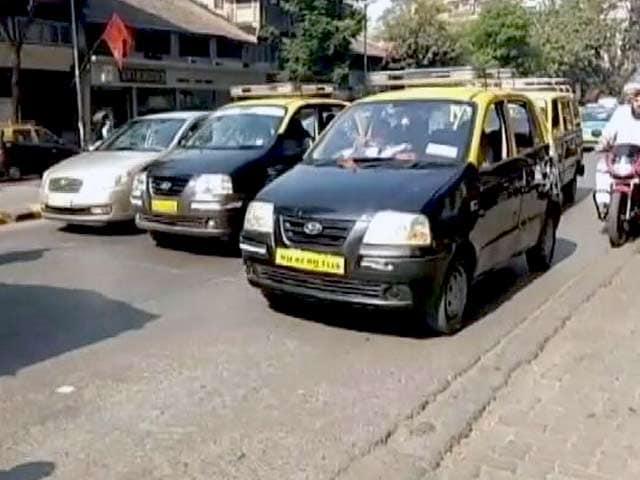Videos : ऑनलाइन होंगी मुंबई की काली-पीली टैक्सियां
