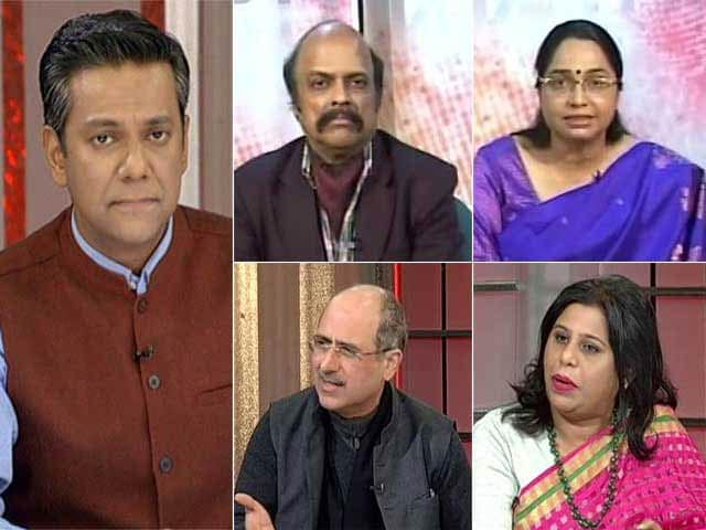 Video : Akhilesh vs Mulayam 'Dangal': Will 'Pari'war Split Samajwadi Party?