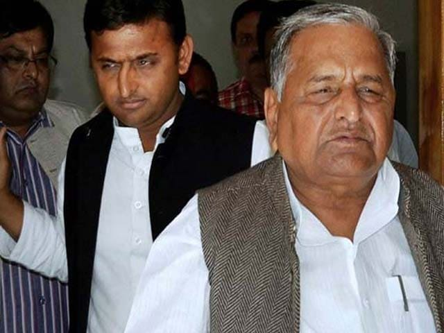 Video : Your Move, Mulayam. With Akhilesh Yadav's List, Party Verges On Split