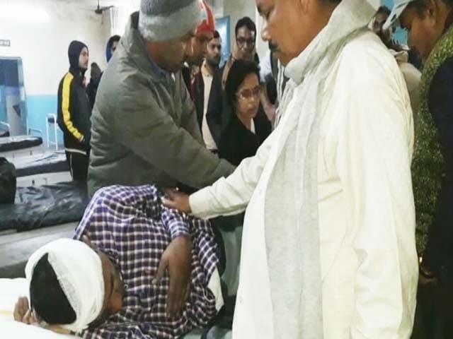 Video : झारखंड के गोड्डा में खदान धंसी, करीब 35 मजदूर फंसे