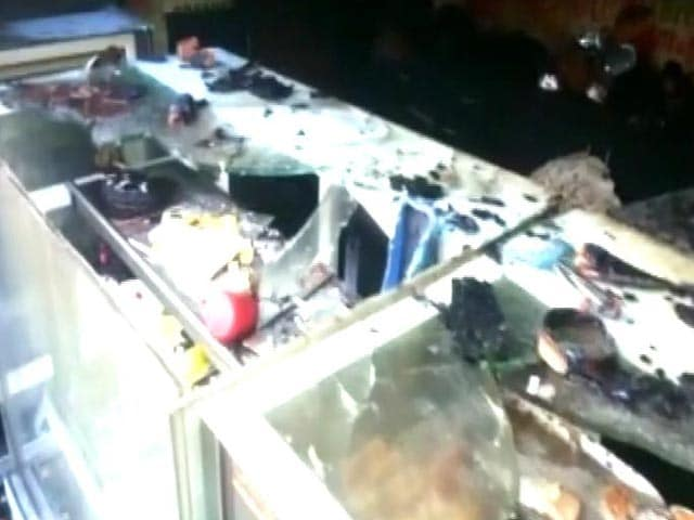 Video : 6 Killed In Their Sleep As Fire Breaks Out In Pune Bakery