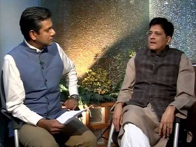 Video : BHIM App Will Be A Gamechanger: Piyush Goyal To NDTV
