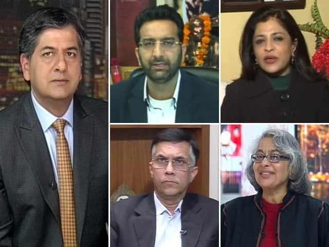 Video : Mulayam Singh Wields Axe, Sacks Chief Minister: Will Akhilesh Yadav Split Party?