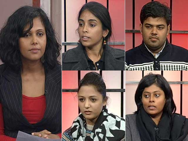 Video : Student Leaders Debate 50 Days of Cash Ban