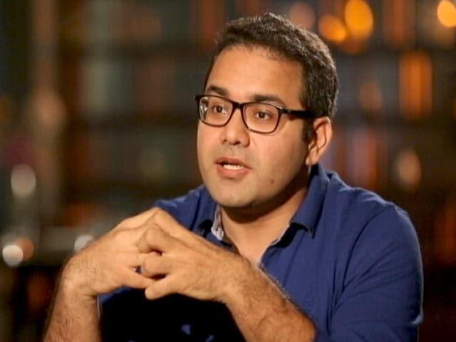 Video : Gross Merchandise Volume Metric Irrelevant, Says Snapdeal's Kunal Bahl